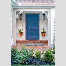 How To Paint A Front Door Hgtv