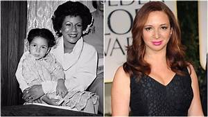 Most people don't realize that Maya Rudolph is the ...