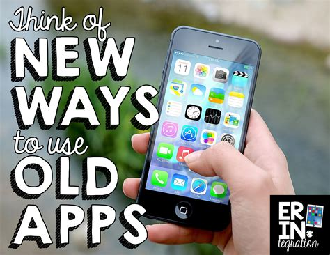alternate ways to find app how to find apps to enhance any lesson erintegration