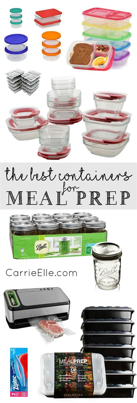 Best Containers For Meal Prep (have You Tried Any Of These