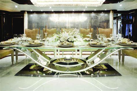 diamonds   luxury bond themed charter yacht
