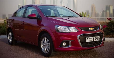 chevrolet introduces  aveo   middle east wheels