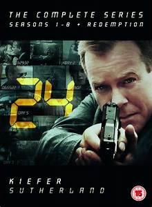 24 - Season 1-8 and Redemption DVD   Zavvi.com