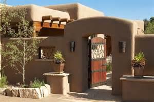 adobe style home traditional adobe southwest style arizona home decor