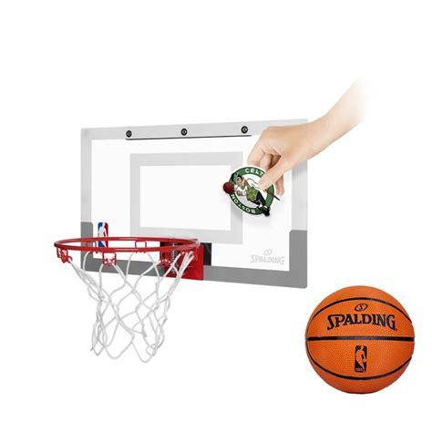 panier de basket chambre mini panier de basket nba slam jam board autocollants