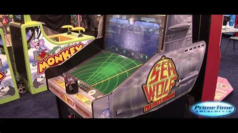 Sea Wolf Redemption Arcade Game Primetime Amusements