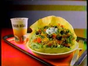 1984 Taco Bell Restaurant Commercial - YouTube