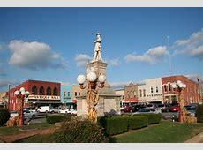 Lebanon, TN City Square photo, picture, image Tennessee
