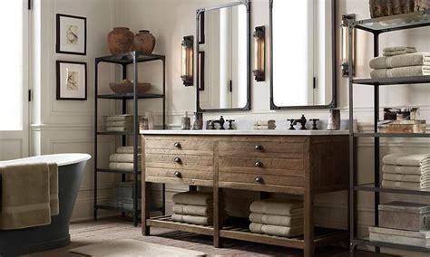 restoration hardware vanity restoration hardware bathroom vanity bathroom designs ideas