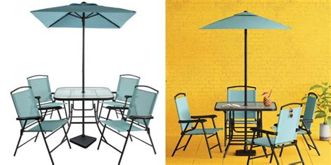 Patio Deals by Target 7pc Sling Folding Patio Dining Set Only 99 Store