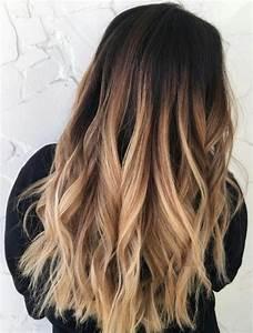 Ombré Hair Chatain : alerte tous les ombre hair les plus tendances de la saison ~ Dallasstarsshop.com Idées de Décoration