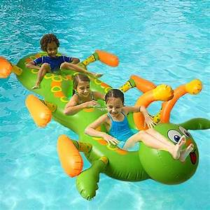 Neu Swimming Pool : new swimming pool inflatable pvc inflatable floating row water three flamingo ride on pool toy ~ Markanthonyermac.com Haus und Dekorationen
