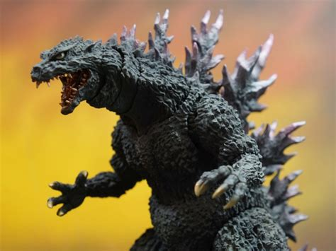 S.h. Monsterarts Godzilla 2000 Specs And Info