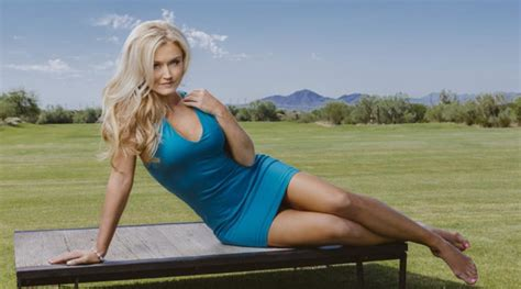 hot pictures  blair oneal professional golfer