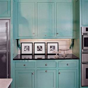 creative kitchen cabinet ideas southern living With what kind of paint to use on kitchen cabinets for wall framed art