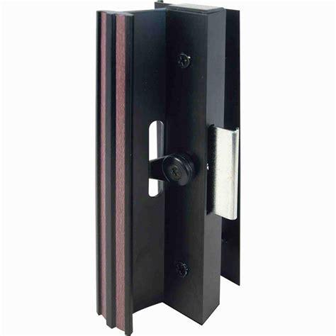 sliding glass door handles prime line surface mounted sliding glass door handle with