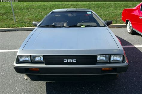 1981 Delorean Dmc12 Image