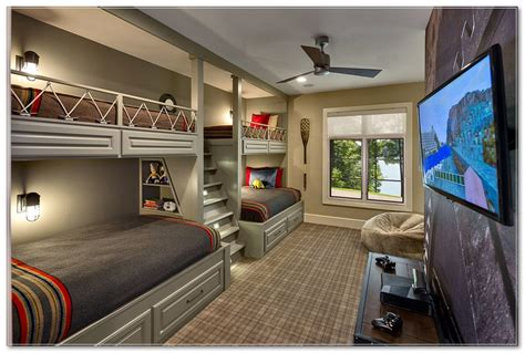 gorgeous bunk beds  stairs trend atlanta rustic kids