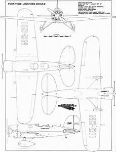 Lockheed Sirius Article  U0026 Plans  April 1973 American
