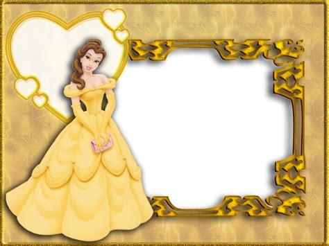 marcos infantiles de princesas imagui