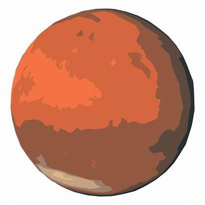 Mars Planet Planeta Marte Icon Svg Transparent