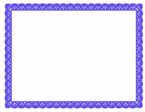 Fancy borders photoshopforumscom blue fancy certificate border ts pinterest certificate for Blue certificate borders