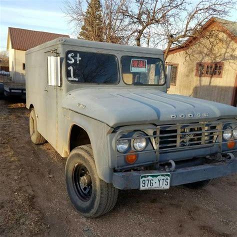Dodge Ambulance by 1962 Dodge Power Wagon Ambulance Deadclutch