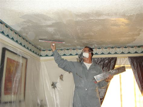 Acoustic Ceiling Removal Cost Taraba Home Review