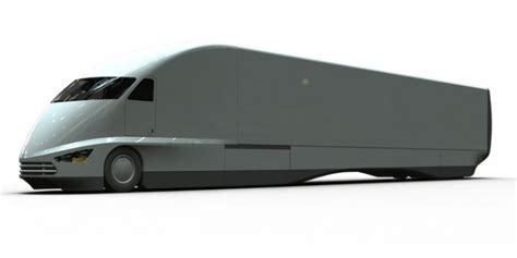 we have aerodynamic cars why not streamlined big rigs