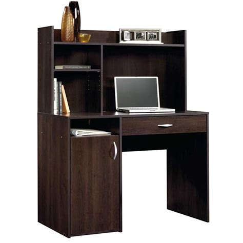 Sauder Beginnings Student Desk Cinnamon Cherry by Sauder Beginnings Collection 42 In Student Desk With
