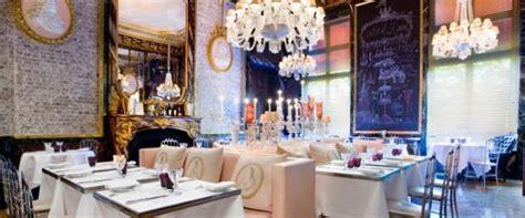 cuisine cristal restaurant cristal room gourmet cuisine 16ème