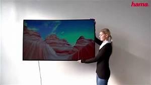 Support Mural Tv But : hama support mural tv fullmotion youtube ~ Melissatoandfro.com Idées de Décoration