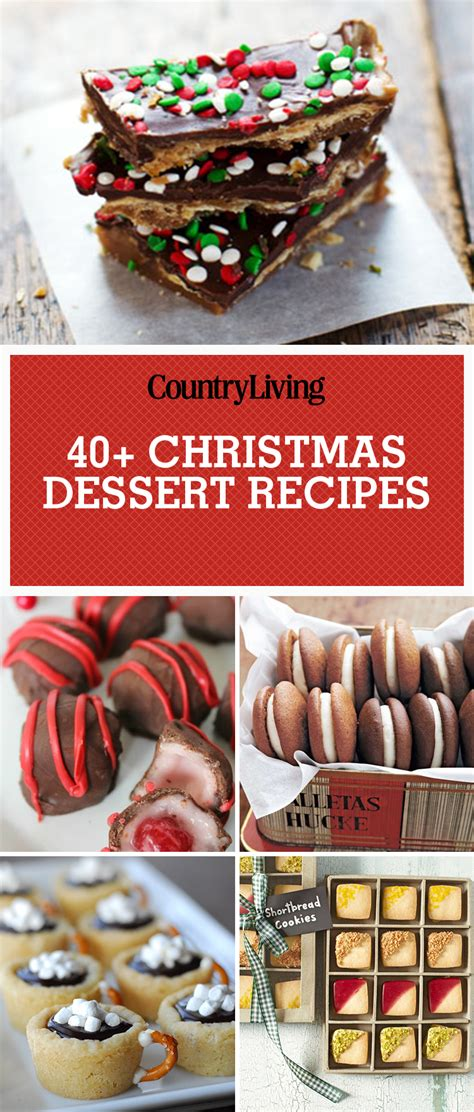 In england, cooks steam their christmas puddings. 45 Easy Christmas Desserts - Best Recipes and Ideas for ...