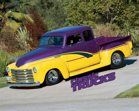 Classic Truck Widescreen Desktop Wallpapers 9289