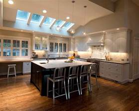 cathedral ceiling kitchen lighting ideas marvellous kitchen lighting brighten up the entire kitchen space