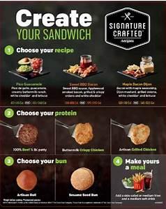 McDonald's Signature Crafted Recipe Sandwiches - 'lil ...