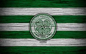 Download wallpapers 4k, Celtic FC, logo, Scottish ...