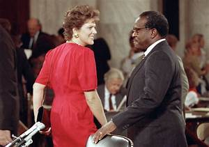 Anita Hill and Clarence Thomas: An enduring mystery