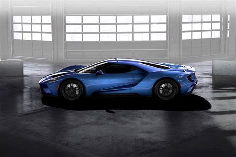 2017 Ford Gt To Come In 8 Colors, Offer Matching Brembo