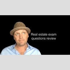 We Reviewed Real Estate Exam Questions And Topics To Ensure Passing! Youtube