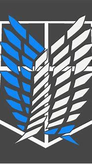 Survey Corps Logo - Military Police Brigade - T-Shirt ...