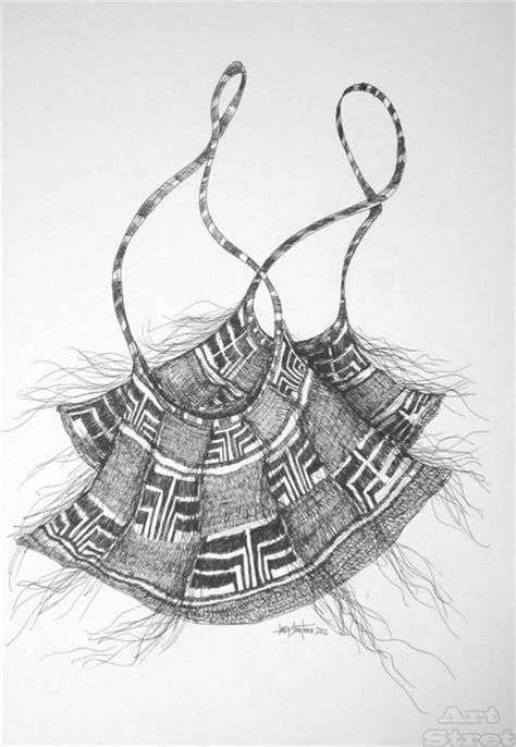 Madang Bilum I (Badam) by Larry Santana|Paupa New Guinea