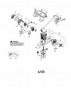 Poulan P4018wt Gas Chainsaw Parts