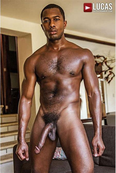 Getting Fucked Bareback By Sean Xavier's Big Black Cock – Black Men Cock