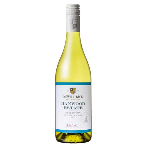McWilliams Wines Hanwood Estate Chardonnay 2013 Expert ...