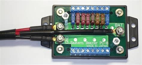 Motorcycle Electrical Fuse Box by Auxiliary Fuse Box Motorcycle Fuse Box And Wiring Diagram