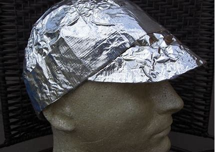 Image result for tinfoil hat