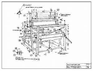Instructions On Building A 36 U0026quot  Wide Hand Loom   The