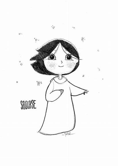 Sea Song Drawing Drawings Character Illustration Moore