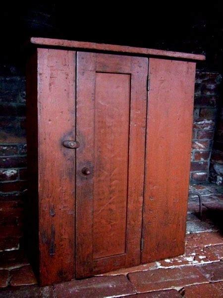 Primitive Cupboard by